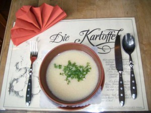 Bismarck-Suppe