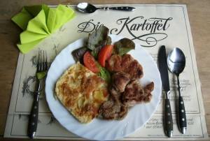 Kartoffelgratin_Schweinefilet