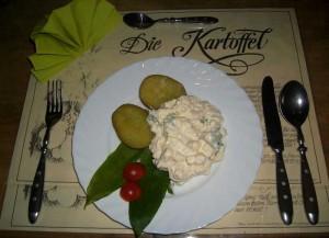 Bärlauch-Schafkäse-Dip