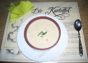 Baerlauch-Suppe Suppen Kochrezepte