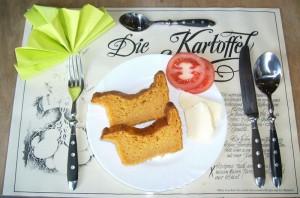 Sueßkartoffel-Brot