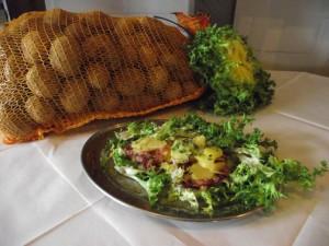 Kartoffel-Friseesalat