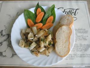 Spargel-Kräuter-Salat