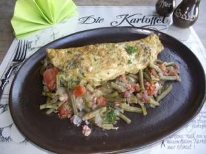 Oster-Omelett