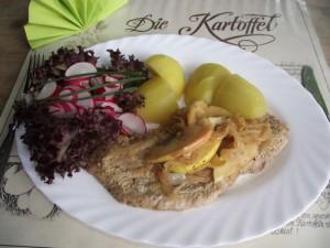 Apfelschnitzel