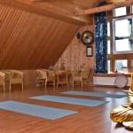 Unser Yoga Raum