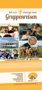 Katalog für Gruppenreisen in Deutschland