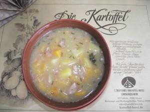 Kartoffel-Rüben-Topf