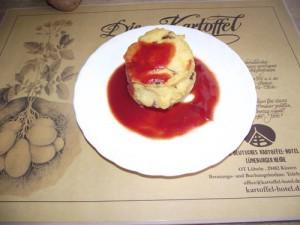 Holländischer Kartoffel-Pudding