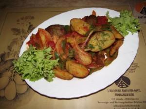 Patatas Andalus