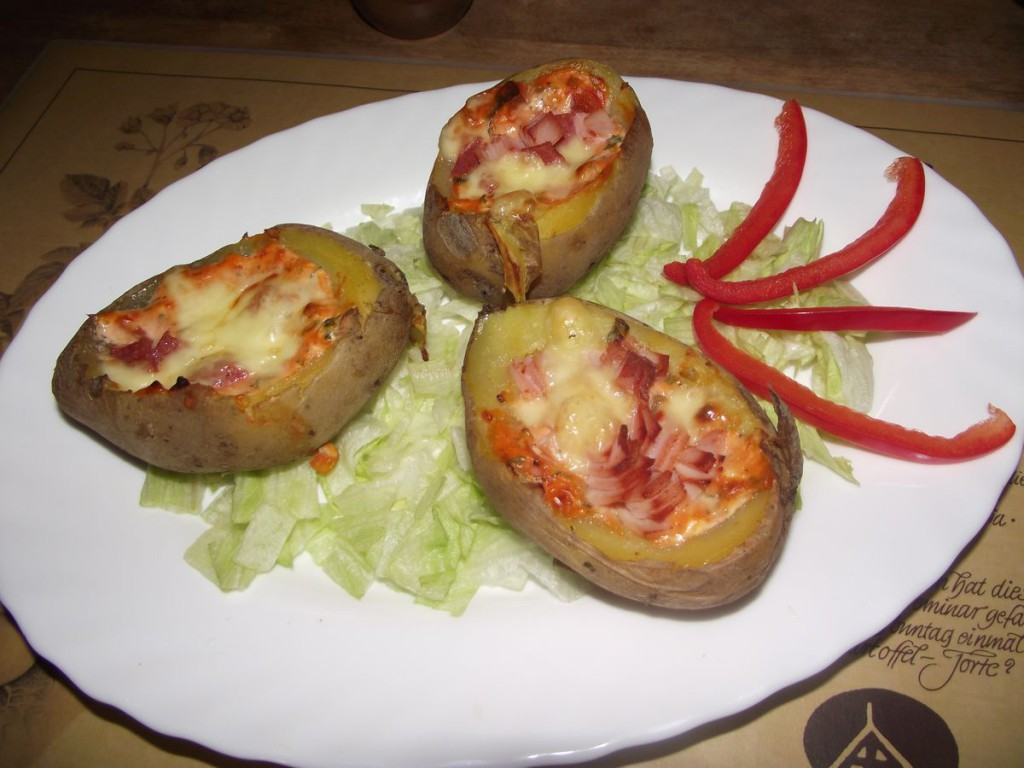 Kartoffelschiffchen