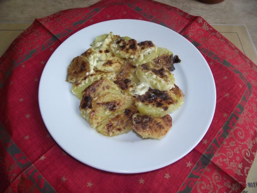 Kreta-Kartoffeln