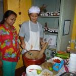 Thailändisches Büffet in Sagasfeld