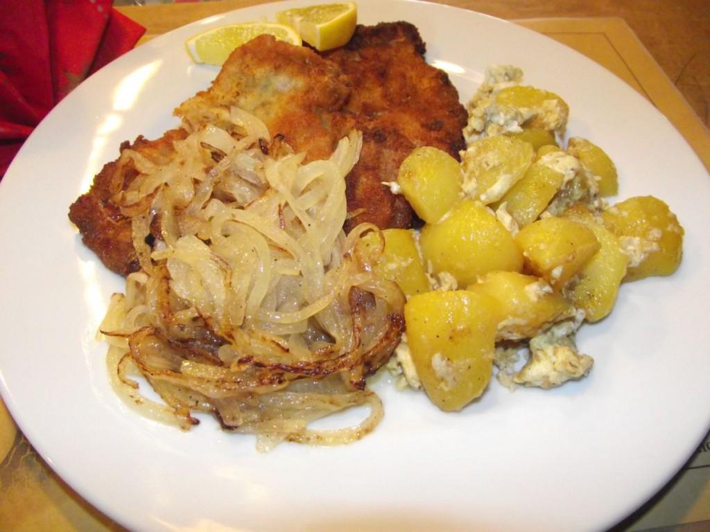 Süddeutsche Würfelkartoffeln