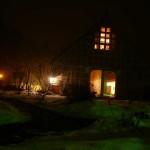 Romantischer Winter in Sagasfeld