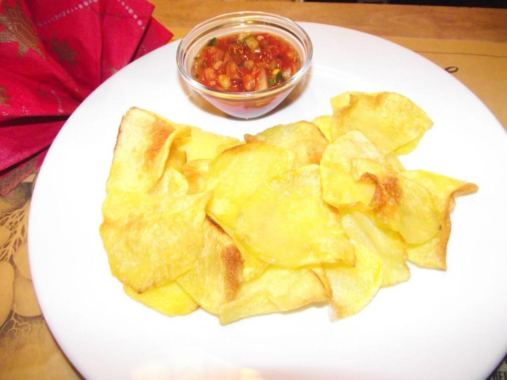 Saratoga-Kartoffeln