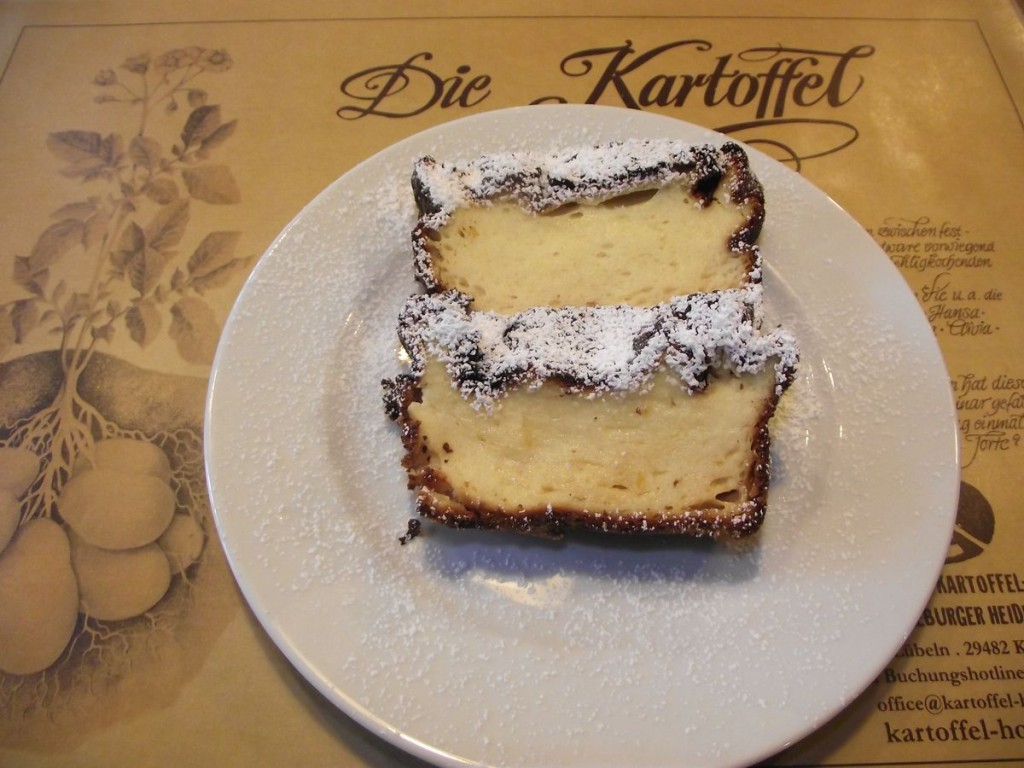 Polnischer Osterkäsekuchen
