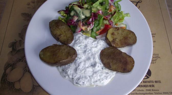 Bircher-Benner-Kartoffeln
