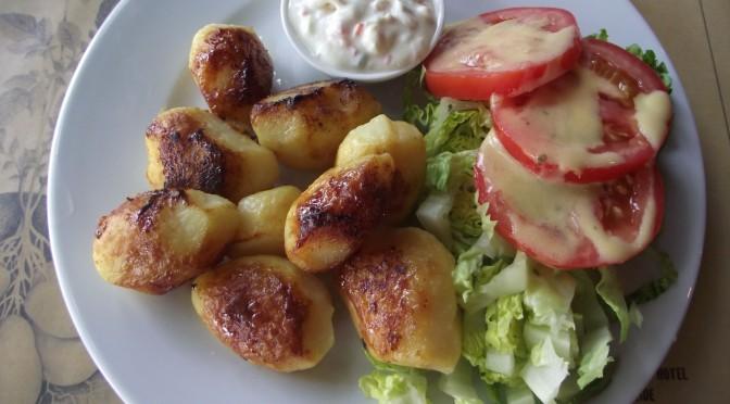 Rissolée-Kartoffeln