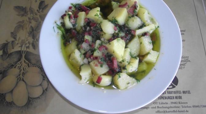 Kartoffeln Berryer Art