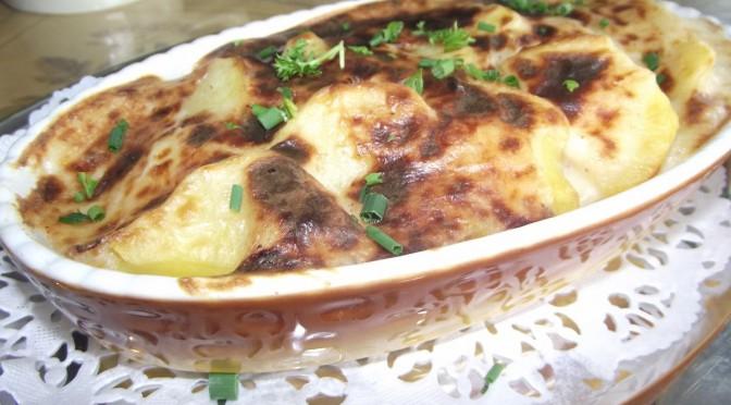 Kartoffelauflauf Bremer Art