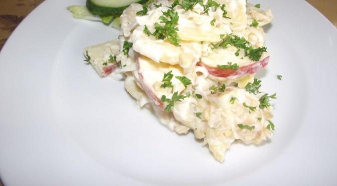 Sizilianischer Kartoffelsalat