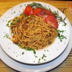 Italienische Spaghetti Bolognese a la Frederico