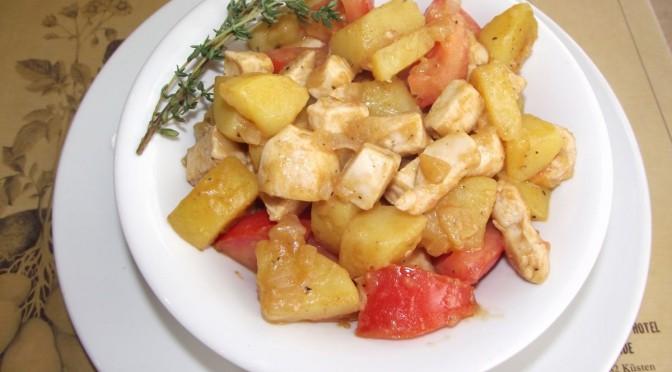 Kartoffelragout