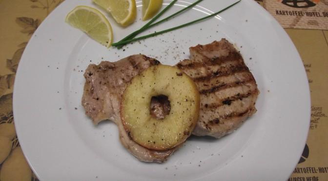 Zitronen-Käuter-Schnitzel