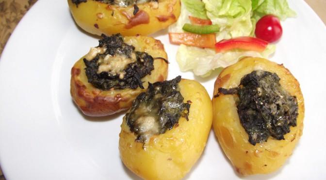 Florentiner Kartoffeln