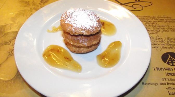 Süße Petersilienwurzel-Muffins