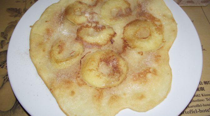 Apfelpfannkuchen