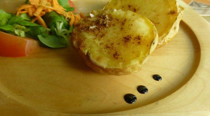 Kümmelkartoffeln