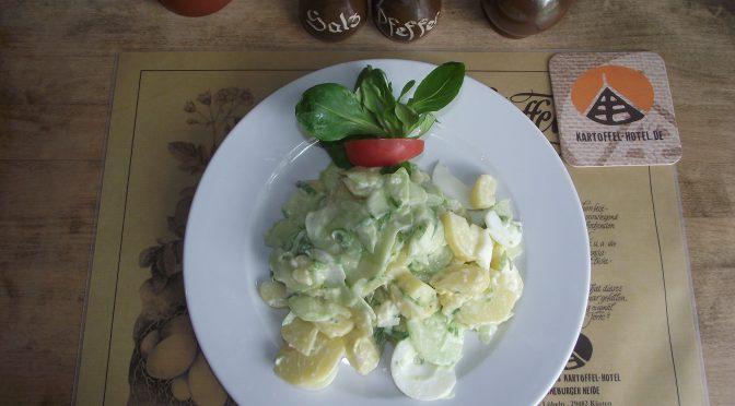 Kartoffelsalat auf westfälische Art