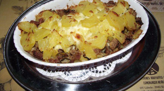 Berliner Kartoffelauflauf