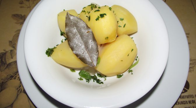 Lorbeer-Kartoffeln