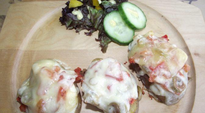 Bruschetta-Kartoffeln