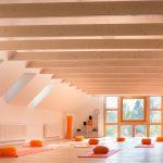 Neue Yoga Räume in Sagasfeld