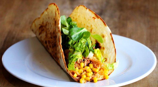 Herzhafte Tortillas